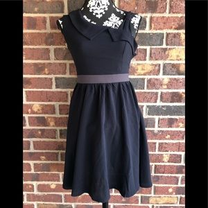 Cocolove brand sleeveless navy dress, size small